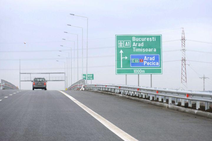 autostrada arad nadlac