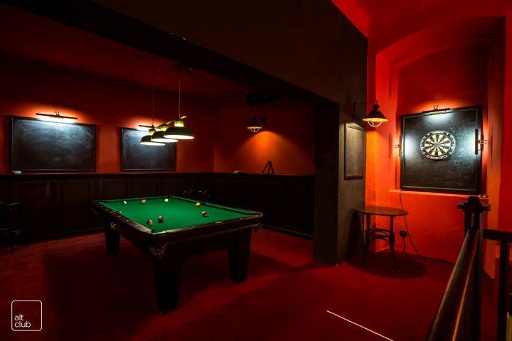 altclub _ sala de jocuri