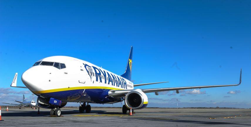 Ryanair aeronava