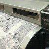 John Herrera design printing on the Epson SureColor SC-F9200