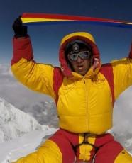 Horia Colibasanu pe Everest_2017