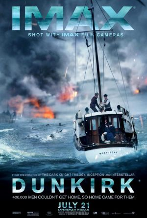 DUNKIRK_IMAX Poster