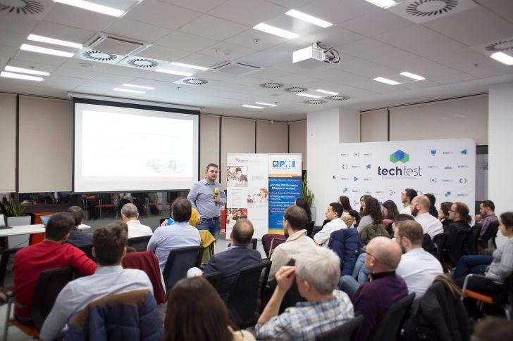 Cluj TechFest 2016 Transilvania