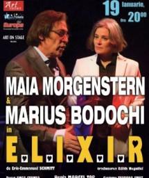 ELIXIR TIMISOARA poster