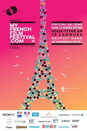 MyFFF 2018 Poster