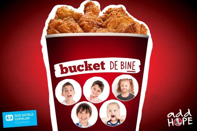 KFC_Bucket de bine